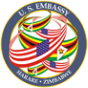 U.S. Embassy Harare, Zimbabwe